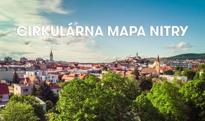 Cirkulárna mapa Nitra