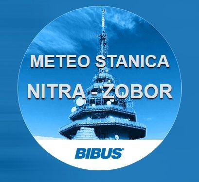 Meteo stanica Nitra Zobor