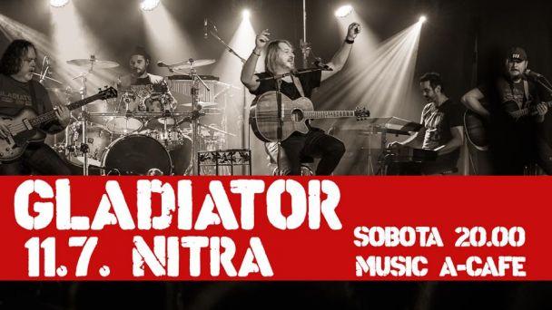 koncert Gladiátor
