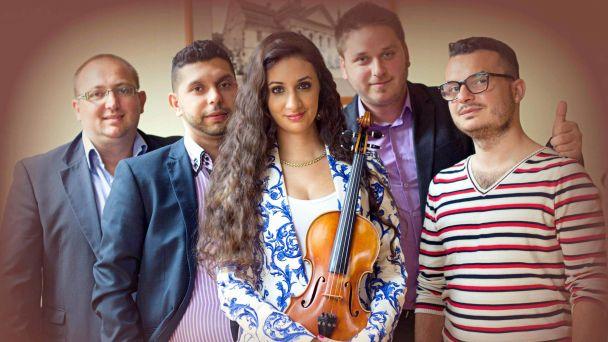 koncert Barbora Botošová Band