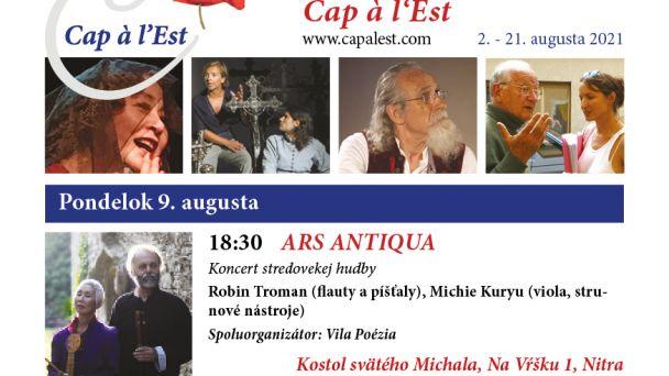 koncert Ars Antiqua