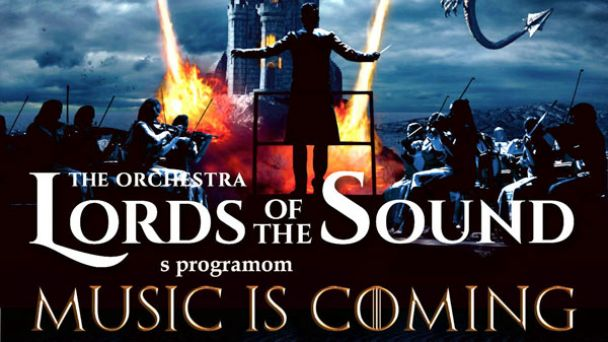 Lords of the Sound s programom Music is coming