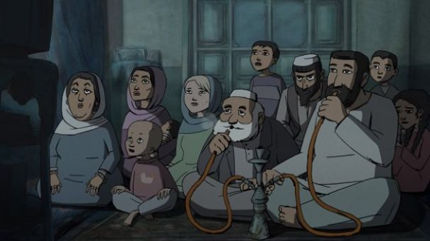 Moja afganská rodina