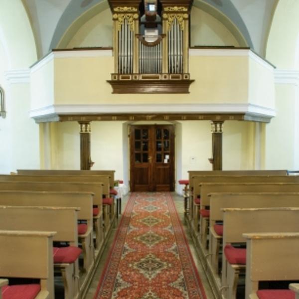 Kostol svätého Ondreja, apoštola, Krškany