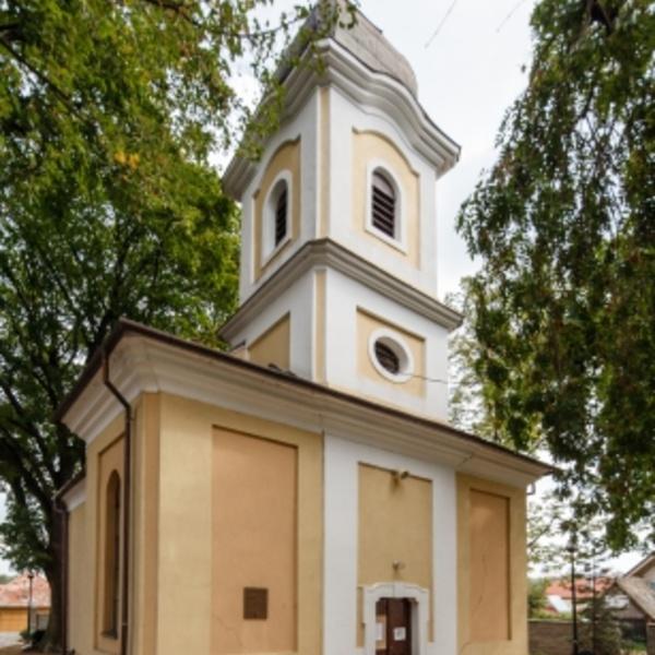 Kostol všetkých svätých Kynek