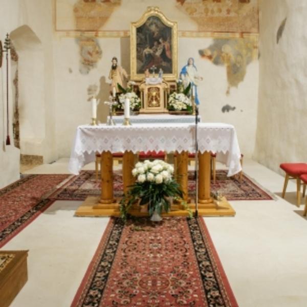 Kostol Narodenia Panny Márie Horné Krškany