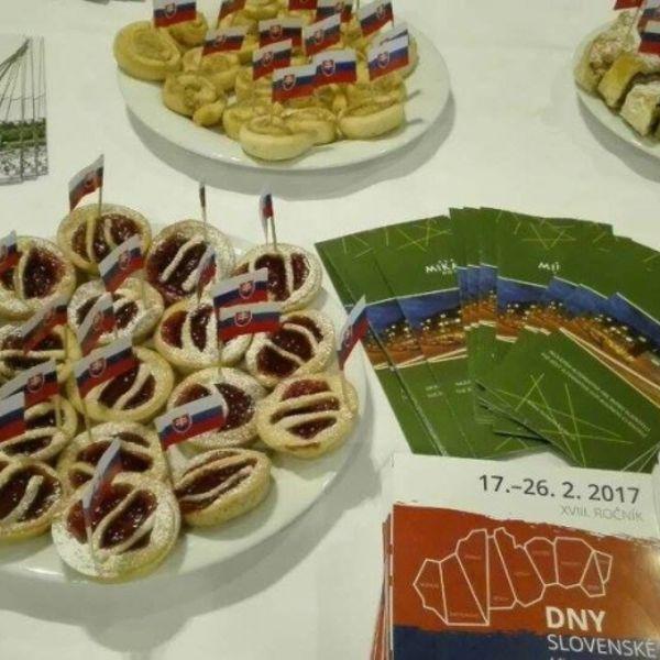 Dni slovenskej kultúry v Českých Budějoviciach 2017