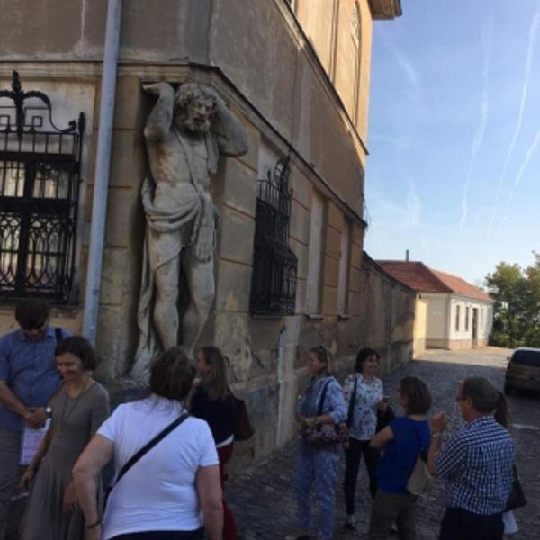 Návšteva z partnerského mesta Veszprém