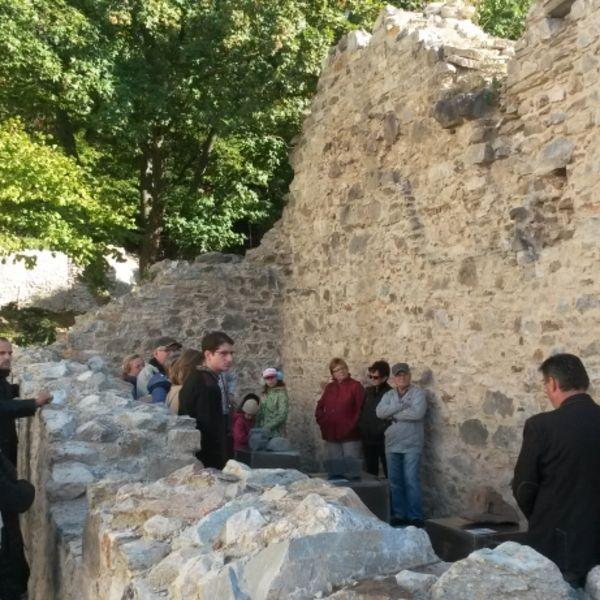 Prehliadka na Zoborskom kláštore (29.9.2018)