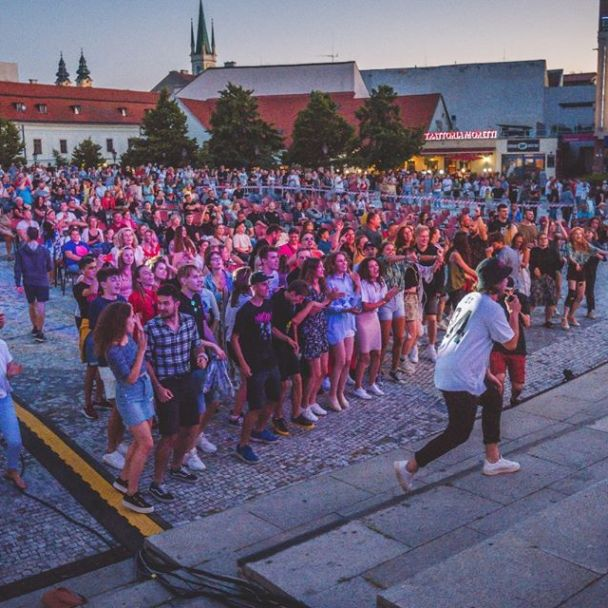 Nitra, milá Nitra 2020