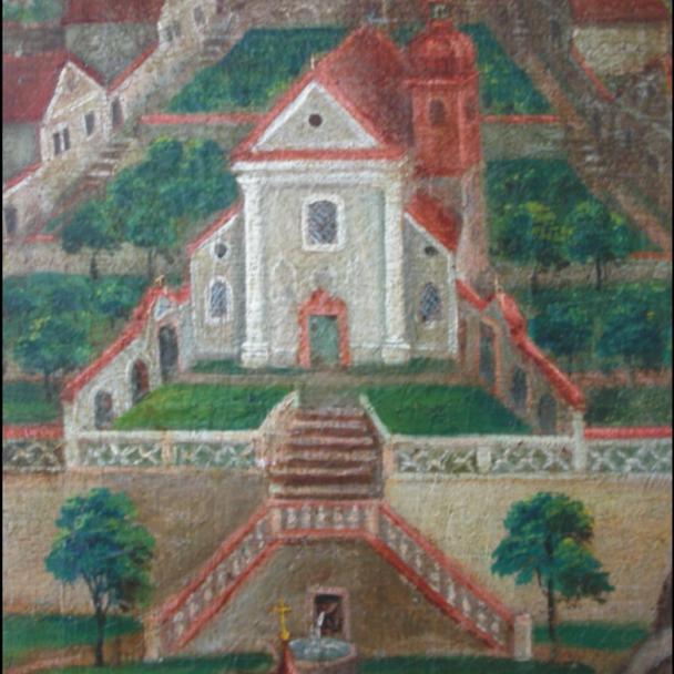 Kláštorný kostol kamaldulského konventu