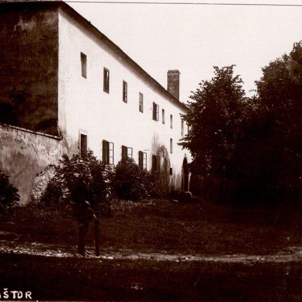 Osudy kláštora po roku 1782