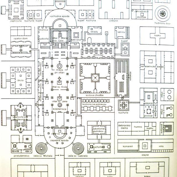 Založenie benediktínskeho kláštora