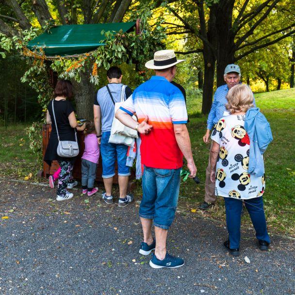 Udržateľná Nitra - Botanická záhrada