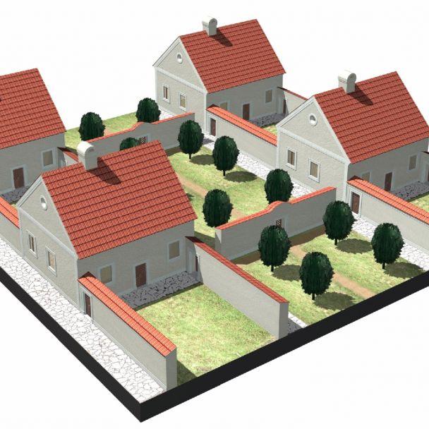 Architektúra mníšskych príbytkov kamaldulského kláštora sv. Jozefa v Nitre na Zobore