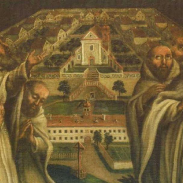 Architektúra kamaldulského kláštora sv. Jozefa v Nitre na Zobore