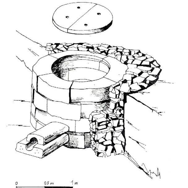 Vodovod kamaldulského kláštora a využitie vody z prameňov sv. Svorada
