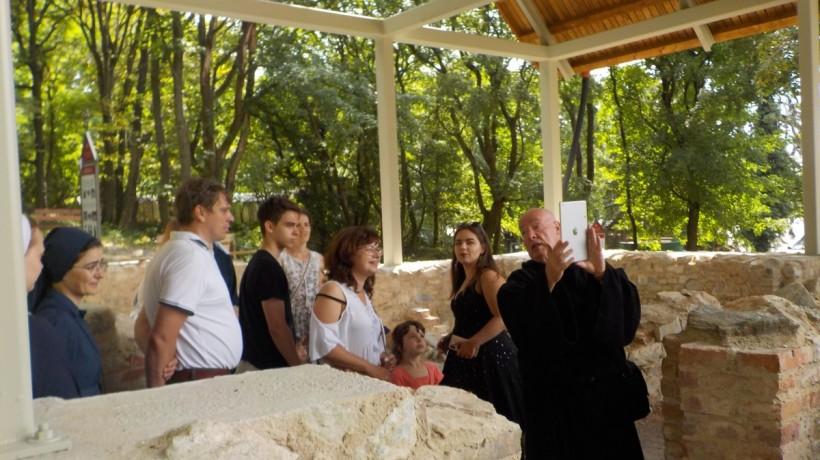 Rozšírená realita na Zoborskom kláštore