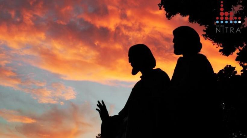 Aj v tomto roku si Nitra pripomenula sviatok sv. Cyrila a Metoda