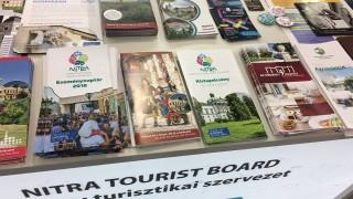 Nitra na medzinárodnej výstave Utazás v Budapešti