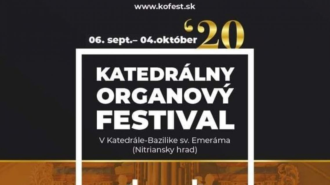 Katedrálny organový festival