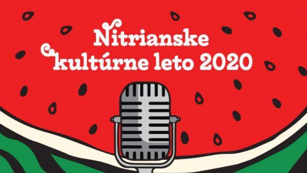 Nitrianske kultúrne leto 2020