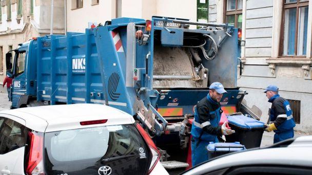 Dotazník o odpade
