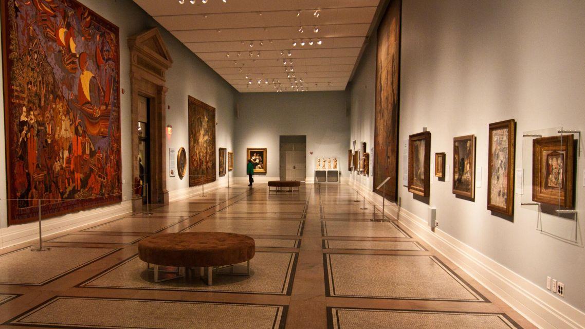 Výstavy v múzeách a v galériách