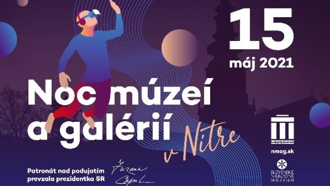 Noc múzeí a galérií v Nitre