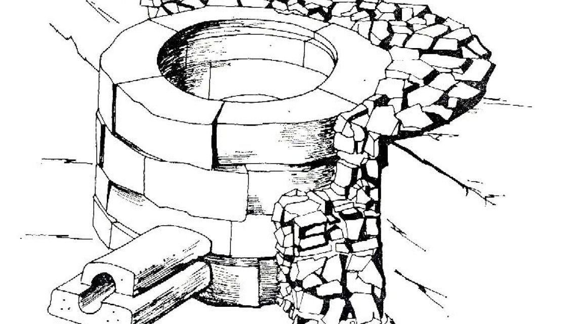 Sondy do pokladov Zoborského kláštora